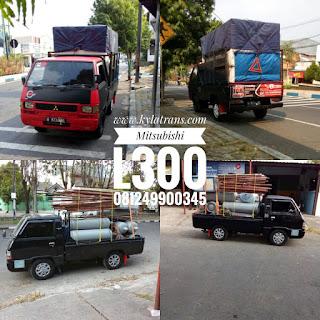 Angkutan Barang di Malang