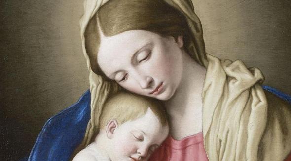 Resultado de imagem para maria santíssima