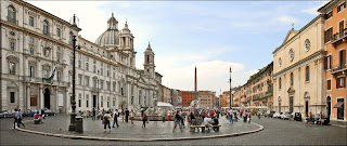 Rome's beautiful Piazza Navona