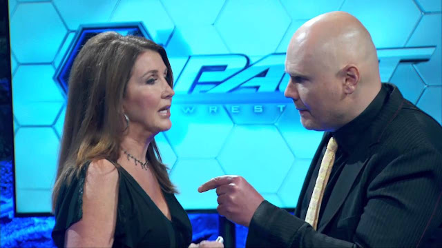 TNA Chairman Dixie Carter vs TNA President Billy Corgan