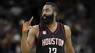 James Harden top 10 NBA player