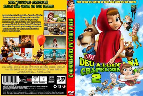 Deu a Louca na Chapeuzinho Torrent - BluRay Rip 720p Dual áudio 5.1 (2011)