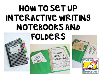a video link to how to set up interactive notebooks