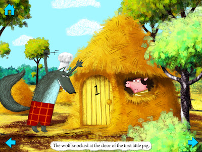 The Three Little Pigs - Fable
