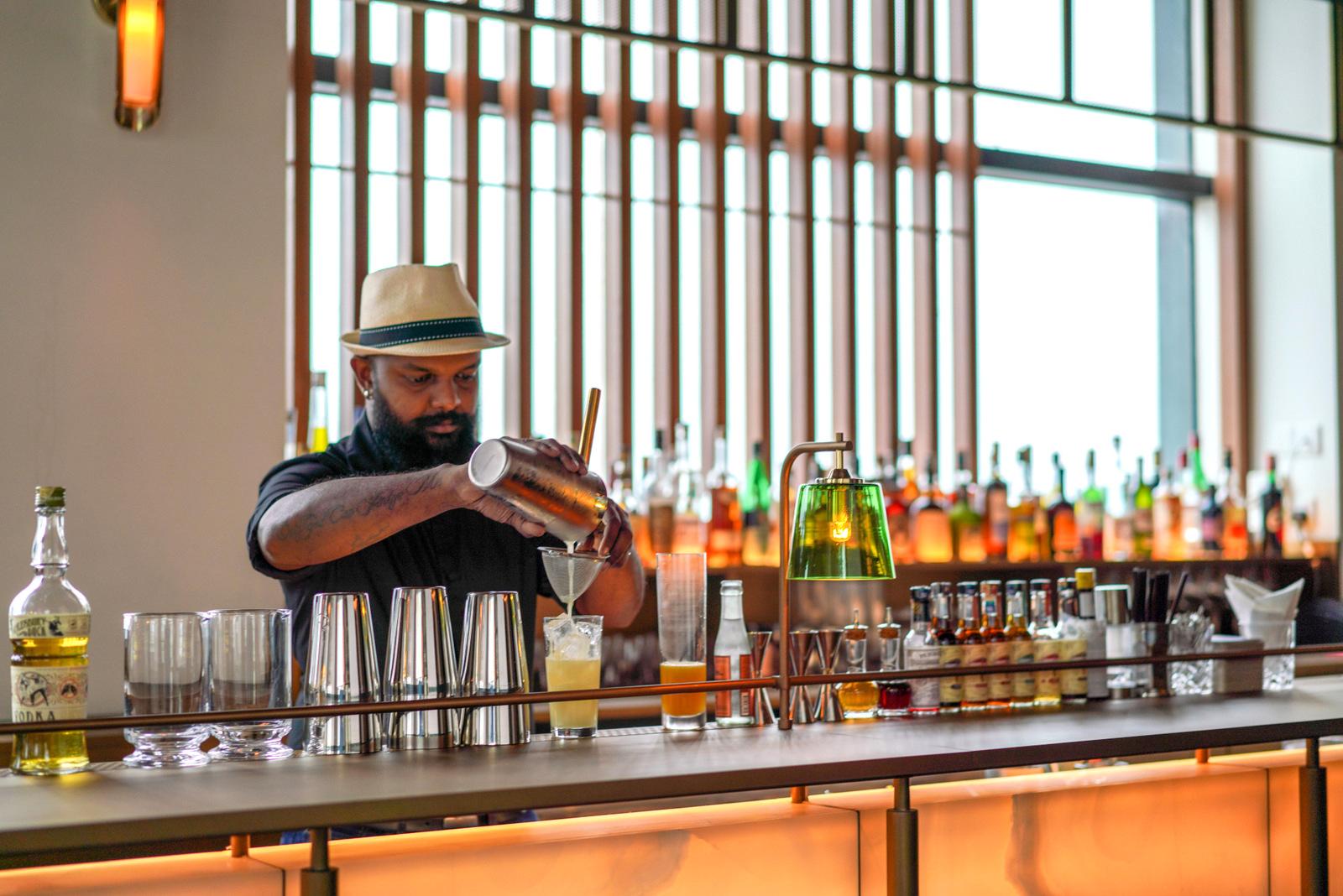 Pacific Standard Bar @ Alila Bangsar