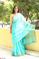 Radhika Mehrotra in Green Saree ~  Exclujsive Celebrities Galleries 051.JPG
