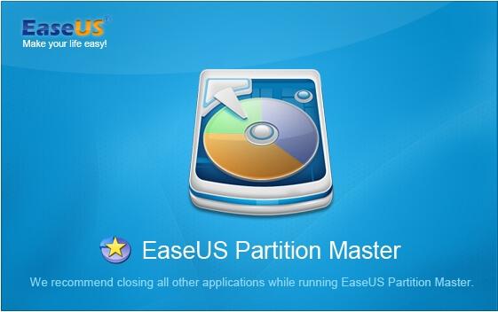 برنامج تقسيم الهارد بدون فورمات Easeus Partition Master v 13.5 مع التفعيل