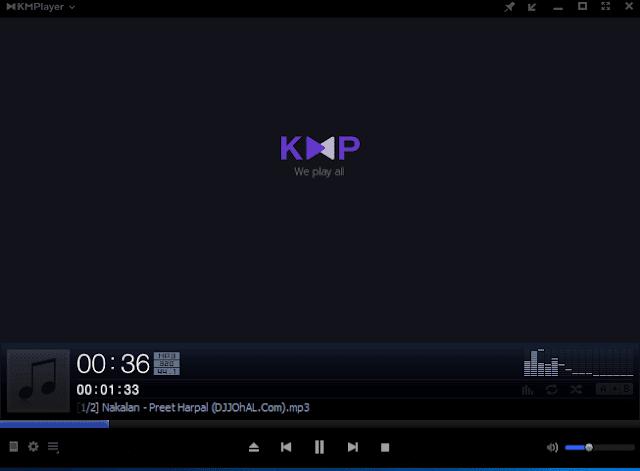برنامج Kmplayer اخر اصدار برابط مباشر