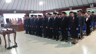 108 pejabat Pemkab Bojonegoro Dimutasi