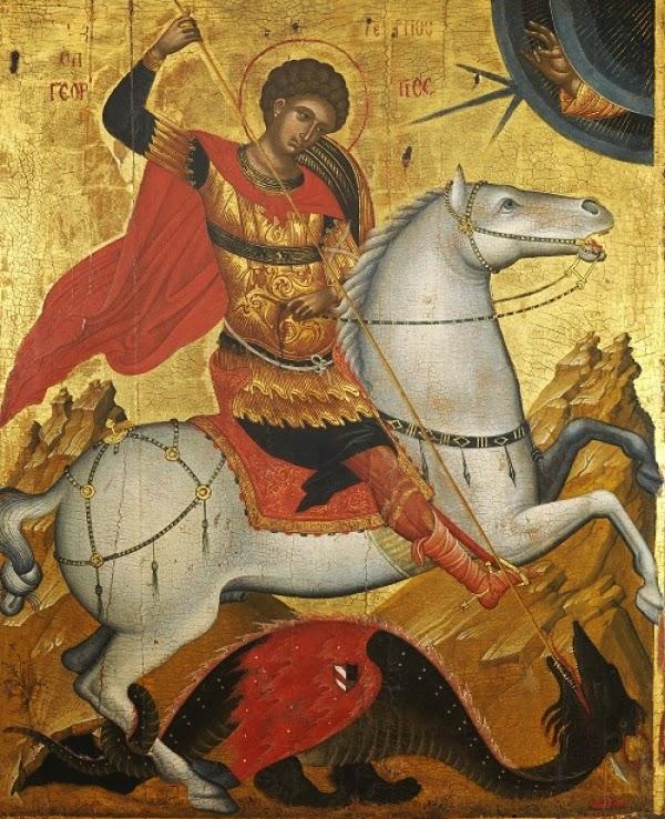 ΚΑΣΤΟΡΙΑ:Ο εορτασμός του Αγίου Γεωργίου του Τροπαιοφόρου