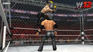 WWE 12 PC Game Screenshot 2
