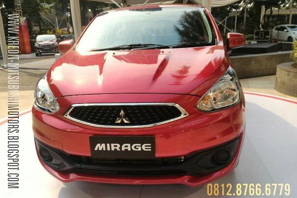 Penjualan Mitsubishi Mirage Meningkat di Tangerang