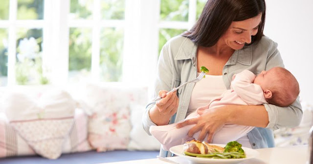 Como se alimentar no período da amamentação