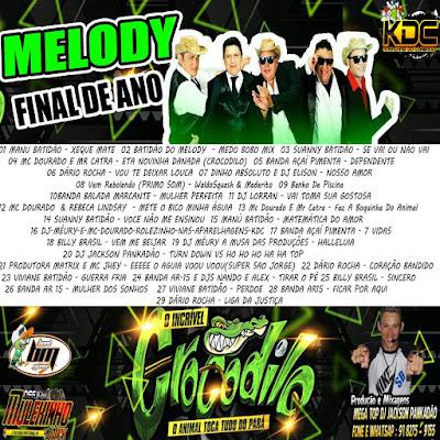 CD MELODY - CROCODILO FINAL DE ANO 2016