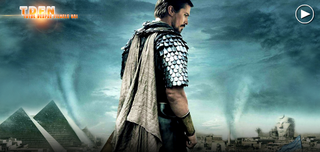 Trailer Nou Exodus: Gods and Kings cu Christian Bale şi Joel Edginton