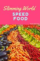 Slimming World speed food list