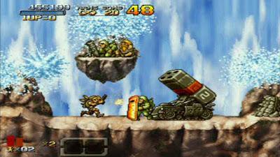 download Metal Slug XX PSP Android terbaru