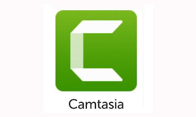 aplikasi editor video PC Camtasia