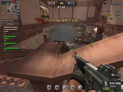 12 Desember 2018 - Antimon 8.0 PBEVO Indo VIP BulletKiller, Full CIT Gratis & Point Blank Philippines Quick Change, Jump, Map Bug, No Reload
