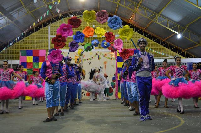 Quadrilha Junina de Delmiro Gouveia, Estrela do MAC é  campeã do II Festival de Quadrilhas em Olivença/AL