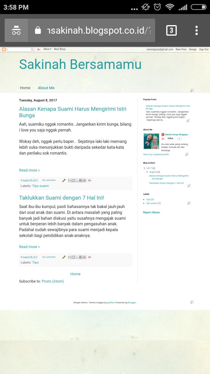 cara mudah menambahkan read more pada blogspot sudah terpotong