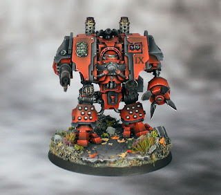 Forgeworld Mk. IV Dreadnought - Horus Heresy (30K) Blood Angels