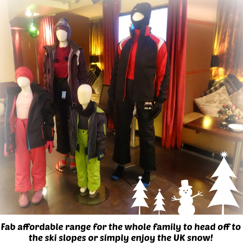 c8dae641f7 The Family Panel Reviews   GUEST REVIEW  Aldi Ski Wear Launch