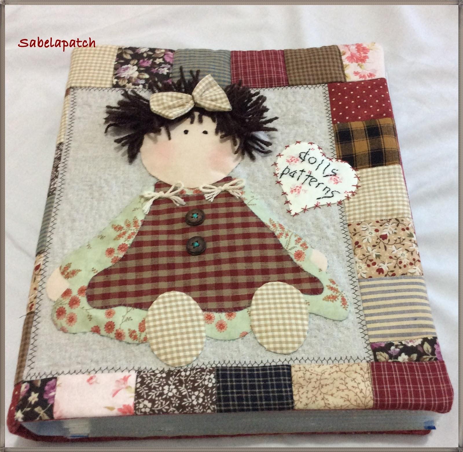 Sabela patchwork funda carpeta de patrones - Como hacer pachwork ...
