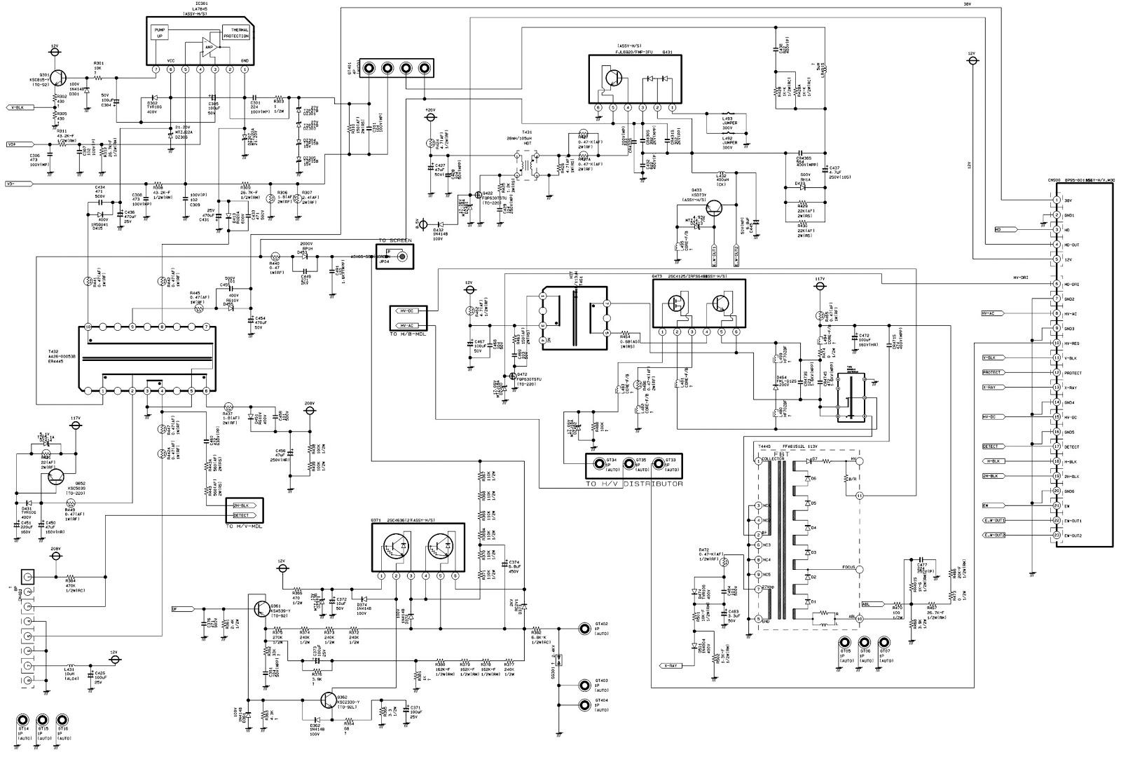 touareg xenon wiring diagram