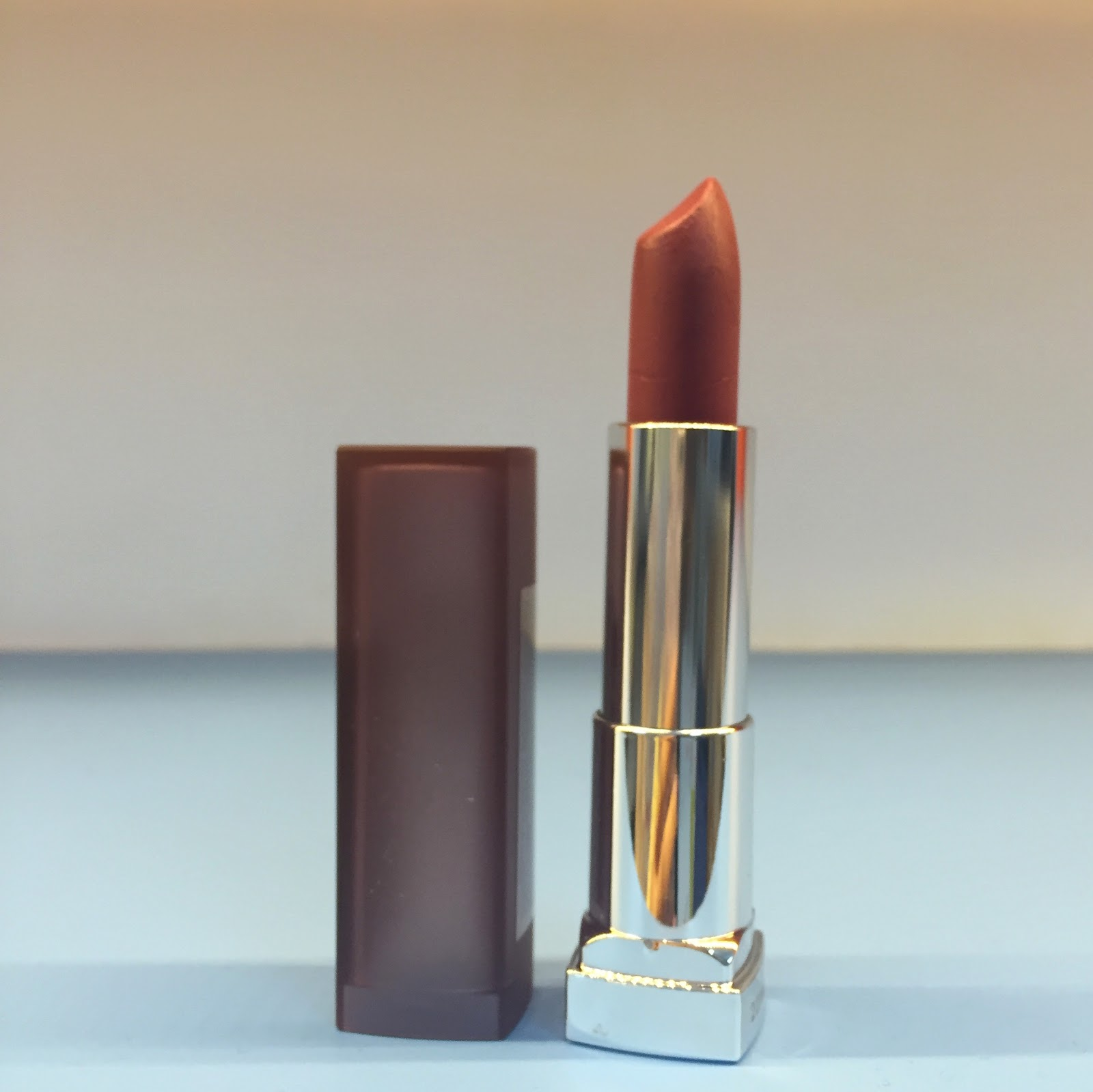 Review Maybelline Color Sensational Creamy Matte Lipstick In Touch Lipstik This Is A Of The New Spice