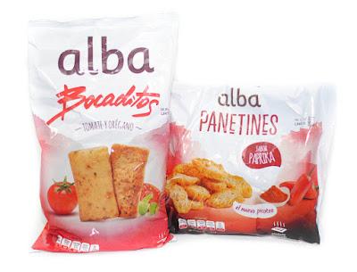 Alba Panetines y bocaditos