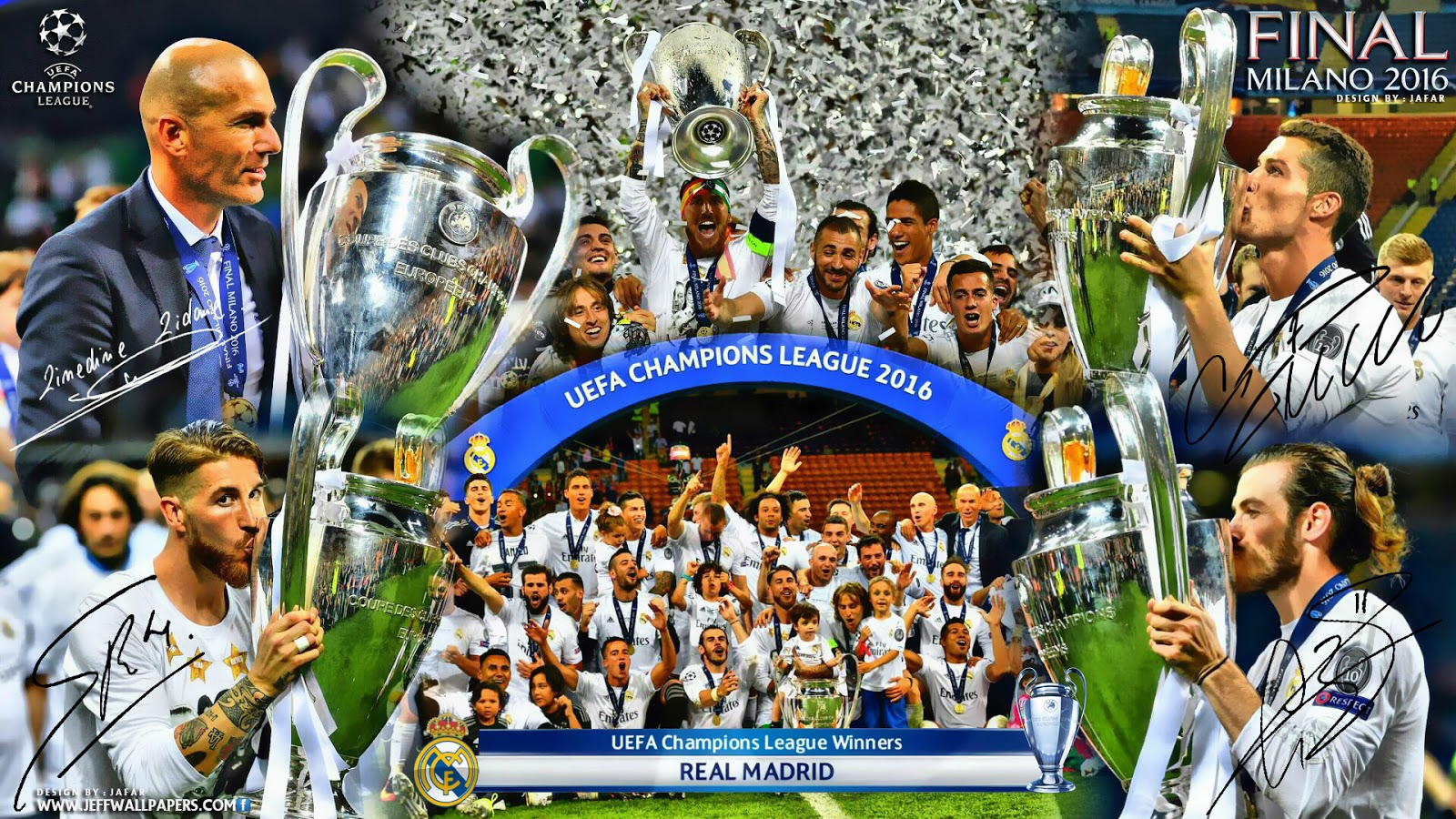 champion league winners