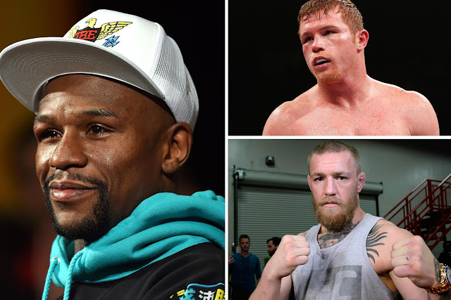 Floyd Mayweather wants two more fights and eyes Saul Alvarez after Conor McGregor
