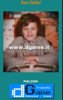 Soluzioni Guess the child footballer livello 55