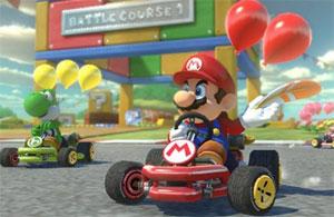 Mario Kart 8 Deluxe untuk Nintendo Switch Kini Tersedia