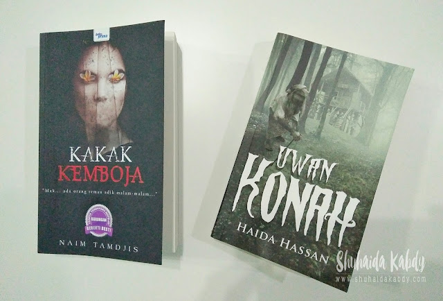 Koleksi Buku Cerita Seram Lagi