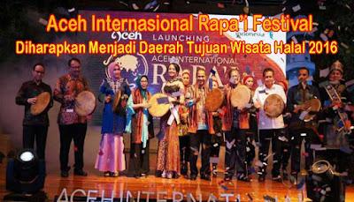 Aceh Internasional Rapa'i Festival