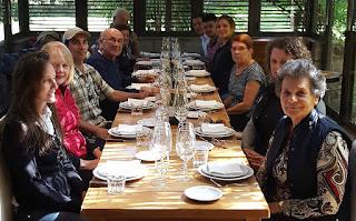 Almoço na Bodega Zuccardi, Mendoza