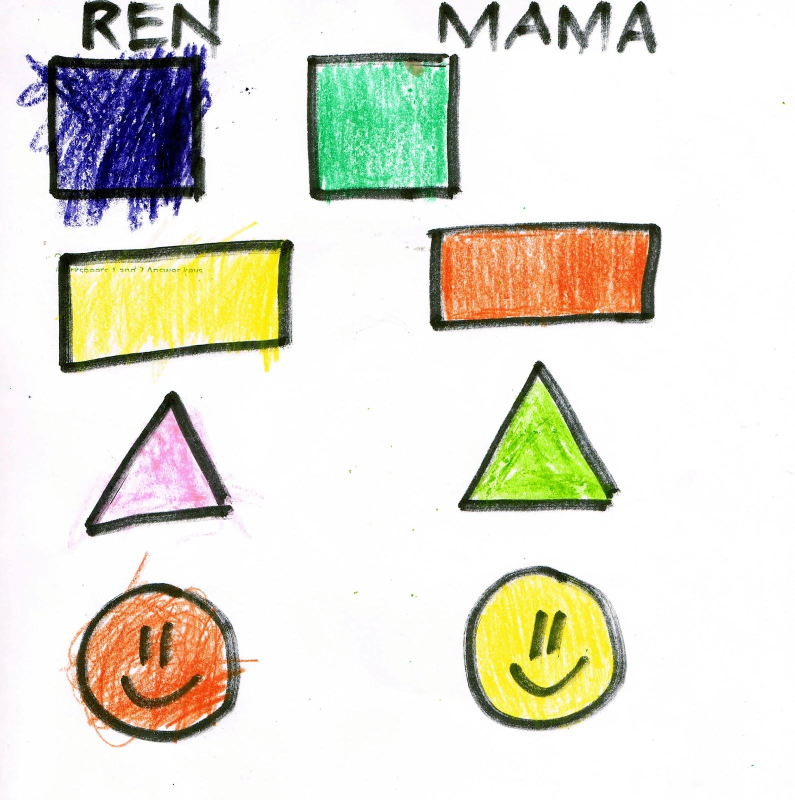 Homeschool Lesson Plan Reading Language And Writing