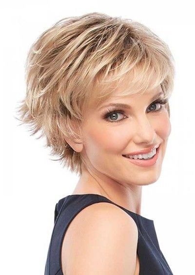 Very Stylish Short Hair For Women Over 50 Hairstyles