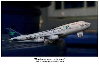 Foto Replika Pesawat