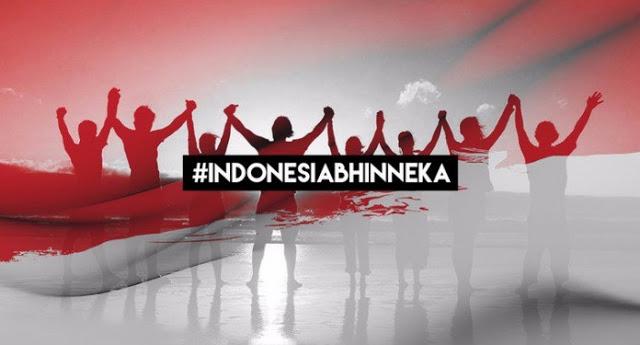 Berbicara Sok Pembela Bhineka, Tetapi Ternyata Tidak Siap Berbeda