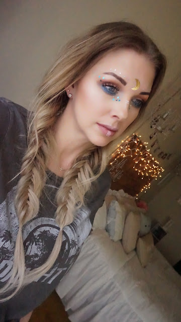 Coachella Makeup Tutorial - justmelsdotcom