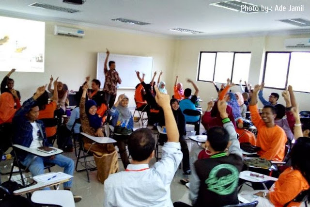 kelas inspirasi batam, briefing day