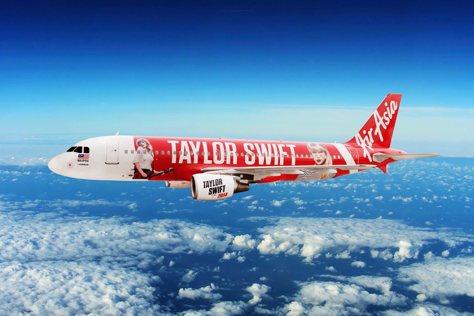 Sugoi Days Taylor Swift Airasia Merchandise For The Fans
