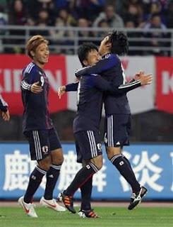 キリンチャレンジカップ日本対アイスランド