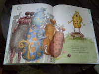 Loni lacht!, Glücksbuch, Pumpf, Blick ins Buch, Leseprobe, Kinderbuch, Kommoß, Frey