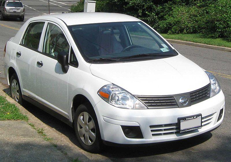 Nissan Latio 2007 Versi Taxi  Ulasan dan Harga Mobil Baru  Mobil Bekas