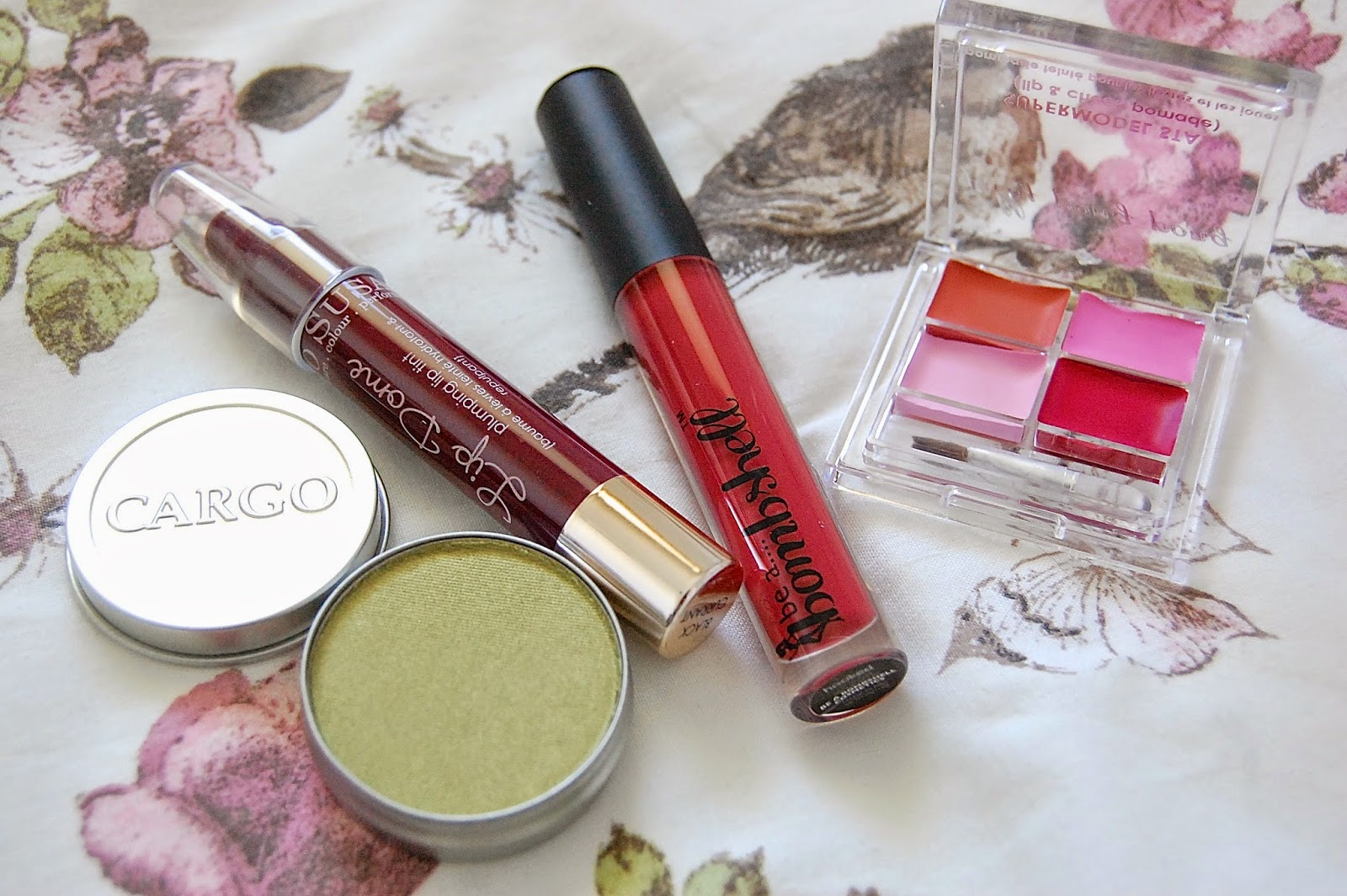 lip monthly, be a bombshell, cargo, jelly pong pong, so susan, lipstick, lipgloss, make up, beauty, bbloggers, blog