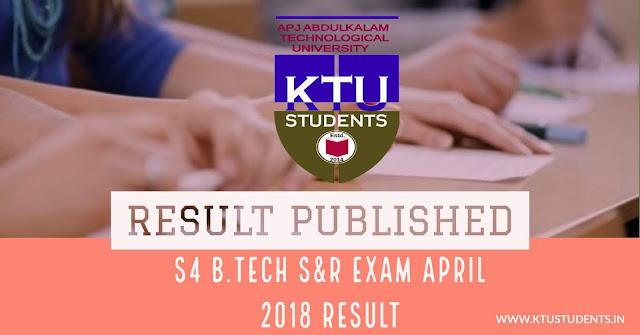 S4 ktu results